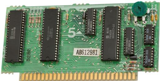 CPU Board NTSC 640