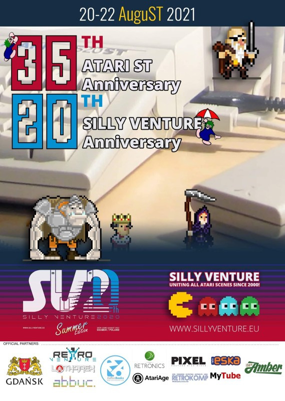 Silly Venture 2021